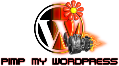 pimp my wordpress logo